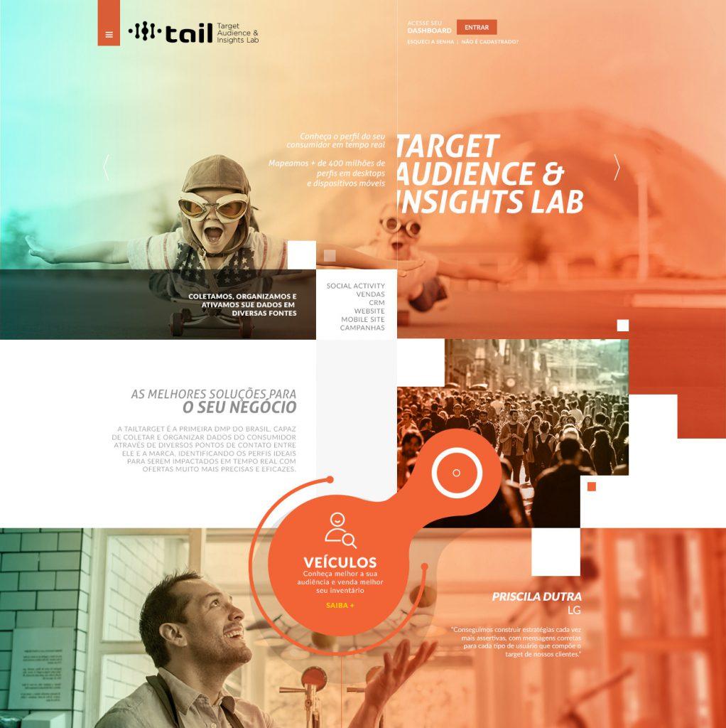 Tail Digital - Website Development